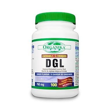 Organika® Dgl Tablets, 3 x 100/Pack