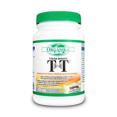 Organika® TNT Tribulus Terrestris Capsules, 2 x 120/Pack