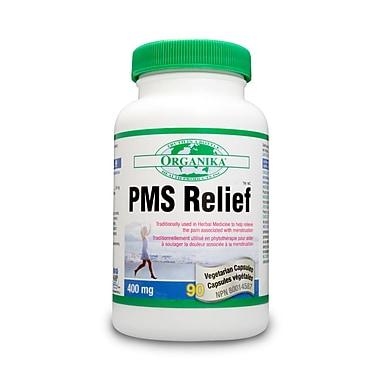 Organika® PMS Relief Vegetarian Fennel Seed Capsules, 3 x 90/Pack