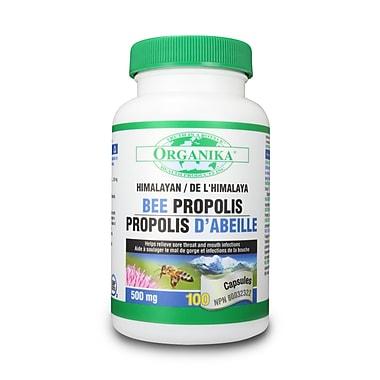 Organika® Bee Propolis Capsules, 3 x 100/Pack