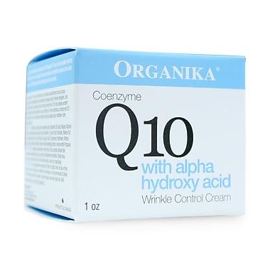 Organika® Coenzyme Q10 Wrinkle Control Cream, 3 x 1oz/Pack