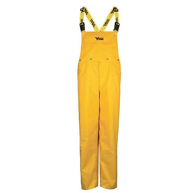 Viking Journeyman 420D Nylon Rain Pant, 2X-Large, Yellow