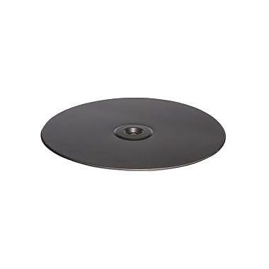 Emerson Fans Wet Location Plate; Barbeque Black