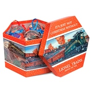 Lionel Post-War Ornament Gift Box (Set of 14)
