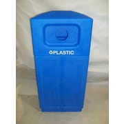 Forte Product Solutions 39 Gallon Recycling Bin