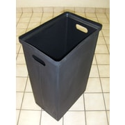Forte Product Solutions Plastic 39 Gallon Trash Can