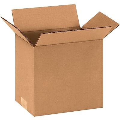 09''x6''x9'' Shipping Box, 200#/ECT, 25/Bundle (969)