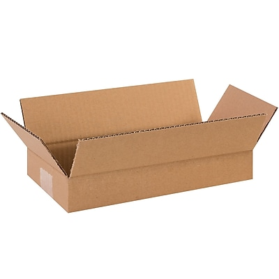14'' x 6'' x 2'' Computer Packing Boxes Box, 200#/ECT, 25/Bundle (1462)