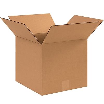 11'' x 11'' x 10'' Shipping Box, 200#/ECT, 25/Bundle (111110)