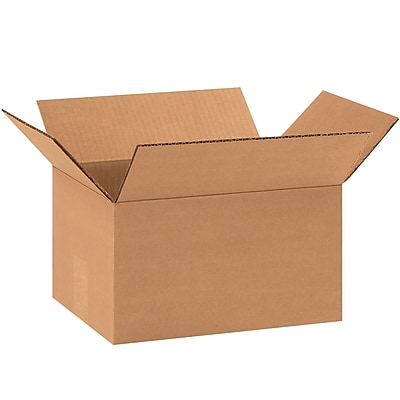 11.25''x8.75''x5'' Shipping Box, 200#/ECT, 25/Bundle (1185R)