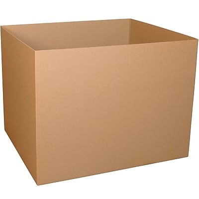 48'' x 40'' x 36'' Standard Shipping Box, 200#/ECT, 5/Bundle (GAYLORD)