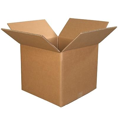 36'' x 36'' x 36'' Standard Shipping Box, 1100#/ECT, 5/Bundle (HD363636TW)