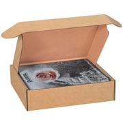 """12 1/8"""" x 9 1/4"""" x 3"""" Deluxe Literature Mailers, 50/Bundle (MFL1293K)"""