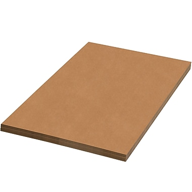 Partners Brand Corrugated Pads, 20