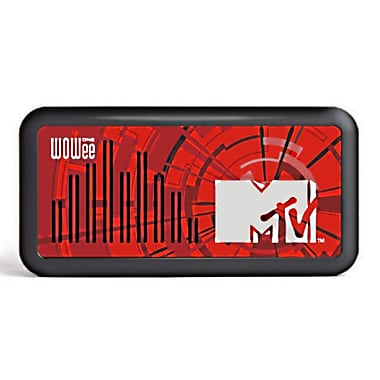 WOWee One – Haut-parleur portatif Classic MTV, rouge