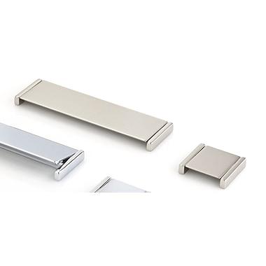 Topex Design Italian Designs Finger Pull; Satin Nickel