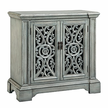 Stein World Audra 2 Door Accent Cabinet