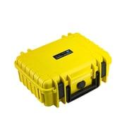 B&W Type 1000 Outdoor Empty Case; Yellow