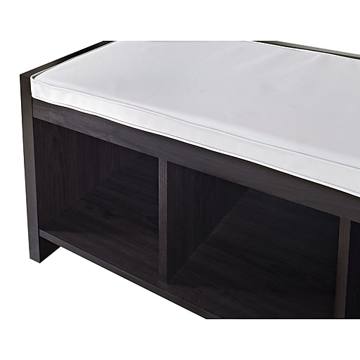 Altra Penelope Entryway Storage Bench With Cushion