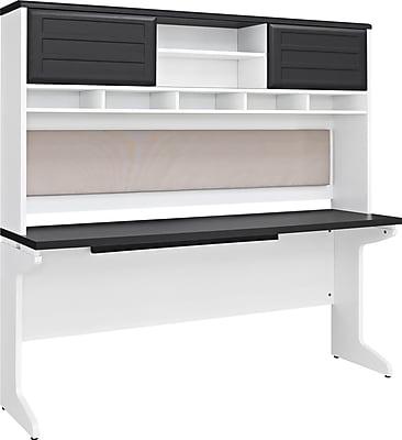 Altra™ Contemporary Writing Desk, Cherry(9847296)
