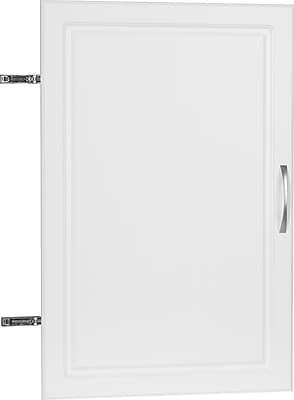 Ameriwood 7157401PCOM Polybutylene Closet Organizer Door Kit, White Aquaseal