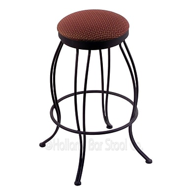 Holland Bar Stool Georgian 30'' Swivel Bar Stool; Axis Paprika
