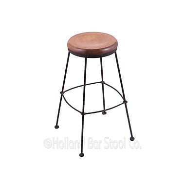 Holland Bar Stool 25'' Bar Stool; Medium Maple