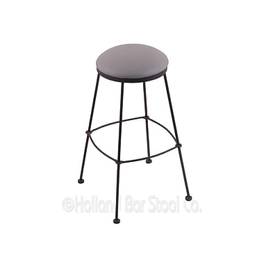 Holland Bar Stool 30'' Bar Stool; Allante Medium Grey