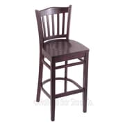 Holland Bar Stool 30'' Bar Stool; Dark Cherry