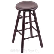Holland Bar Stool 36'' Swivel Bar Stool; Dark Cherry Maple