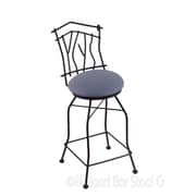 Holland Bar Stool Aspen 25'' Swivel Bar Stool; Rein Bay