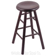 Holland Bar Stool 36'' Swivel Bar Stool; Dark Cherry Oak