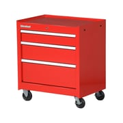 International Workshop Series 27''W 3-Drawer Tool Chest; Red