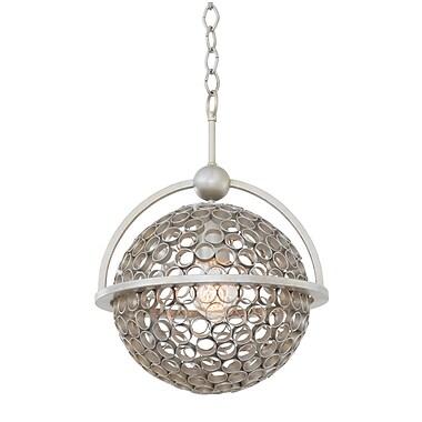 Kalco Marrero 1-Light Globe Pendant