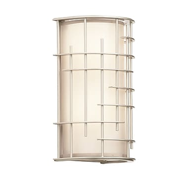 Kalco Atelier 2-Light Vertical Wall Sconce
