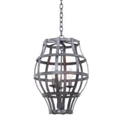 Kalco Townsend 3-Light Hanging Lantern