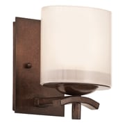 Kalco Stapleford 1-Light Bath Sconce