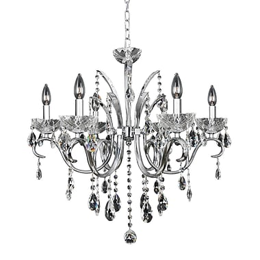 Allegri Catalani 6-Light Crystal Chandelier