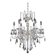 Allegri Haydn 6-Light Crystal Chandelier; Firenze Clear