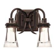 Kalco Dover 2-Light Vanity Light