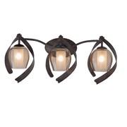 Kalco Solana 3-Light Vanity Light