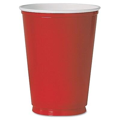 SOLO CUP COMPANY Plastic Cups 1522654