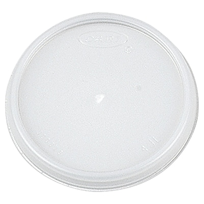 DART CONTAINER CORP Translucent Vented Lid 1524363