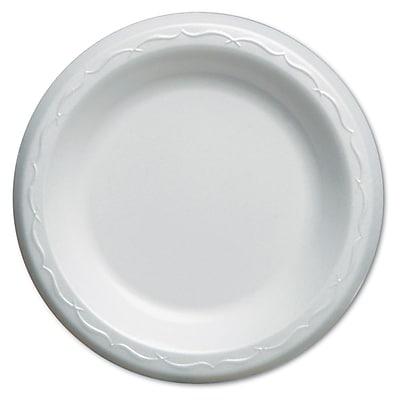 GENPAK Elite Laminated Foam Dinnerware Plate, 6