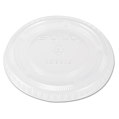 SOLO CUP COMPANY Snaptight Portion Cup Lids 1524103
