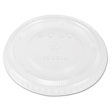 SOLO CUP COMPANY Snaptight Portion Cup Lids