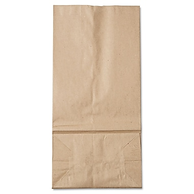 S & G PACKAGING General Grocery Paper Bags, Size 16