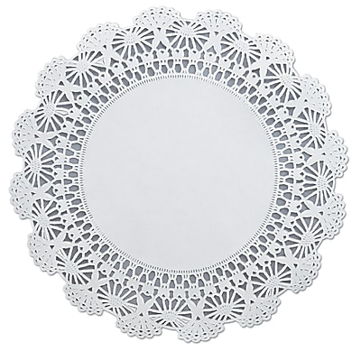 HOFFMASTER Lace Doilies 10