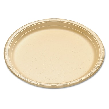 DISPOZ-O PRODUCTS, INC. Foam Dinnerware Plate