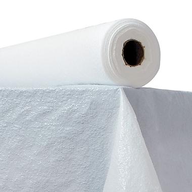 ATLANTIS PLASTICS Table Cover, White